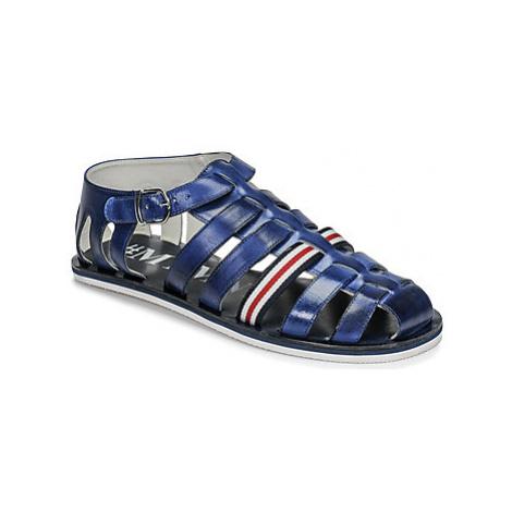 Melvin Hamilton SAMIL 4 men's Sandals in Blue Melvin & Hamilton
