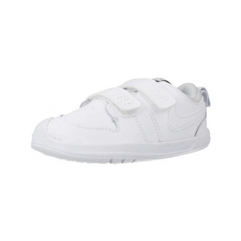 Nike PICO 5 (TDV) boys's Children's Shoes (Trainers) in White
