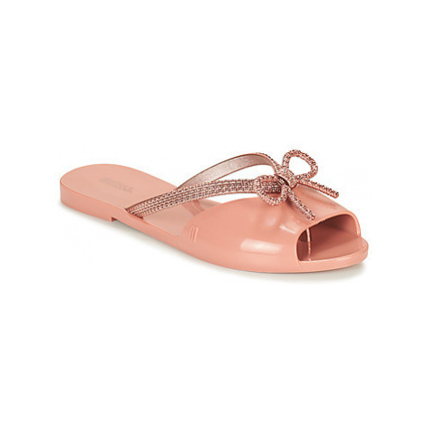 Melissa ELA CHROME women's Mules / Casual Shoes in Pink