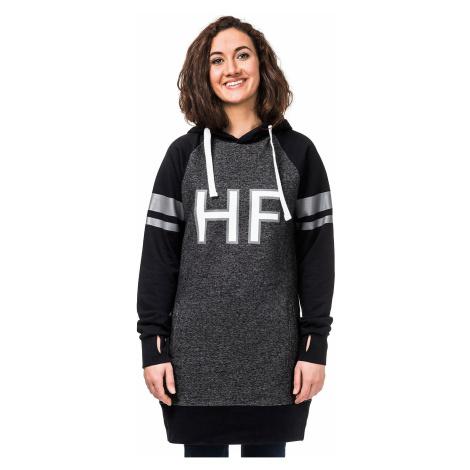 sweatshirt Horsefeathers Daria - Black Melange