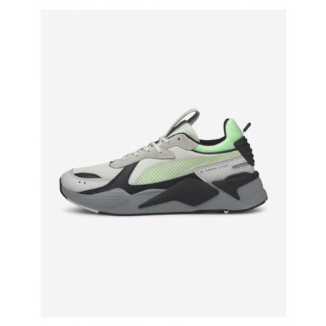 Puma Sneakers Green Grey