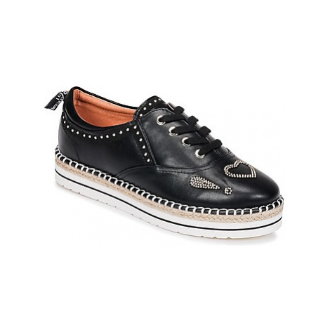 Love Moschino JA10253G05 women's Casual Shoes in Black