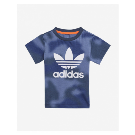 adidas Originals All-Over Print kids T-shirt Blue
