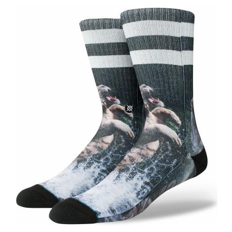 socks Stance Khan - Black