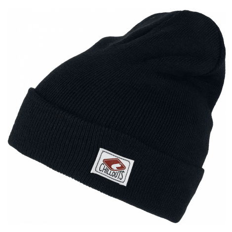 Chillouts Mitch Hat Beanie black