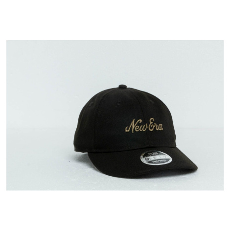 New Era 9Fifty Retro Crown Cap Black/ Olive