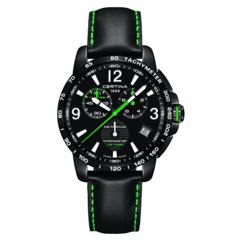 Mens Certina DS Podium Chronograph Watch