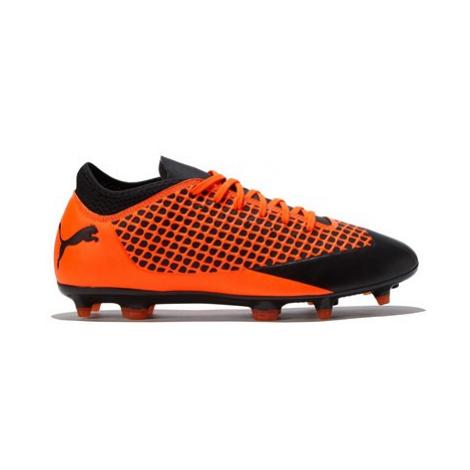 Puma Future 2.4 Firm Ground Football Boots - Orange