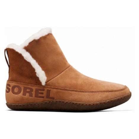 Sorel NAKISKA BOOTIE brown - Women's winter shoes