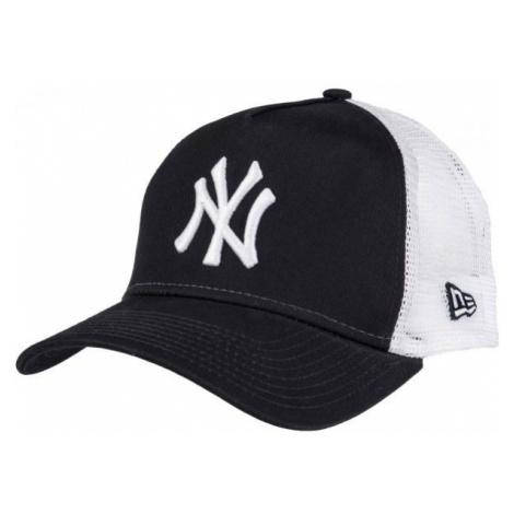 New Era CLEAN TRUCKER NEW YORK YANKEES white - Men's club trucker cap