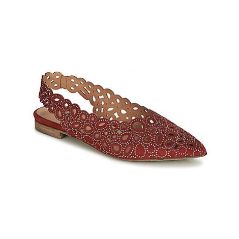 Mimmu 489Z3 women's Sandals in Red