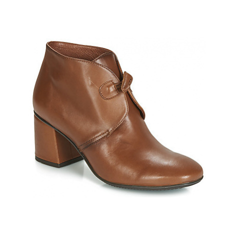 Hispanitas MARTA women's Low Ankle Boots in Brown