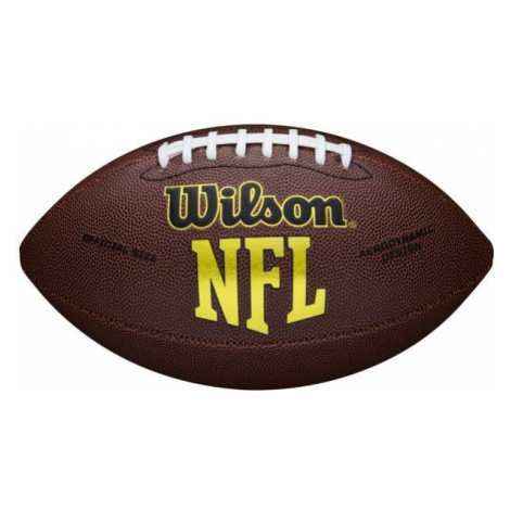 Wilson NFL FORCE OFFICIAL DEFLAT - American football