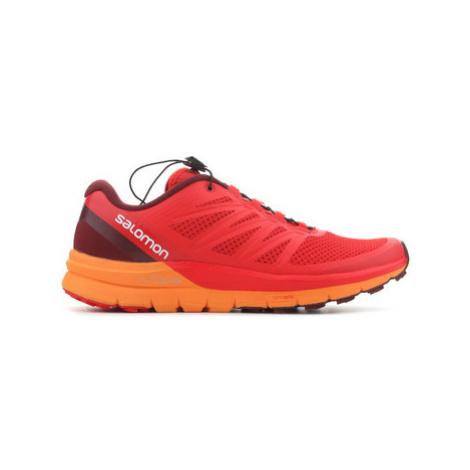 Salomon Sense Pro Max 402380 men's Shoes (Trainers) in Red