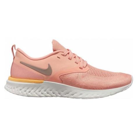 Nike ODYSSEY REACT 2 FLYKNIT W light pink - Women's running shoes