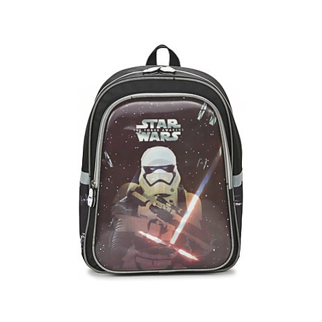 Disney STAR WARS SAC A DOS boys's Children's Backpack in Black