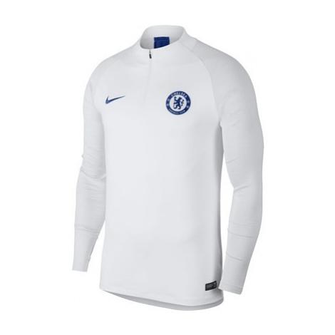 Chelsea Strike Drill Top - White Nike