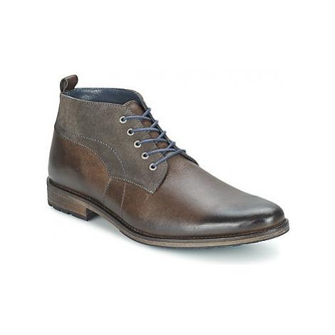 Casual Attitude RAGILO men's Mid Boots in Brown