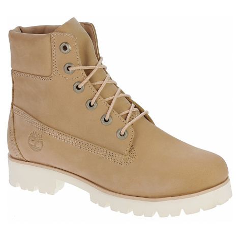 shoes Timberland Heritage Lite 6 Boot - A1TYI/Light Beige Nubuck