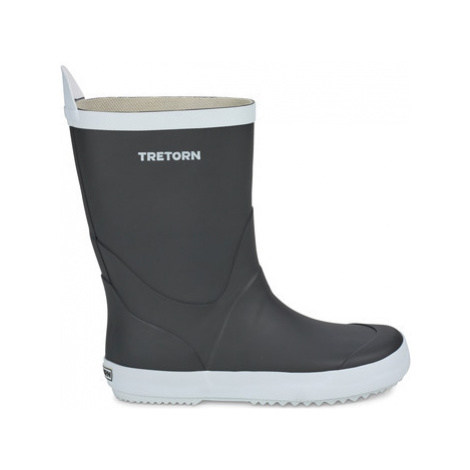 Tretorn TR Wings women's Wellington Boots in Black