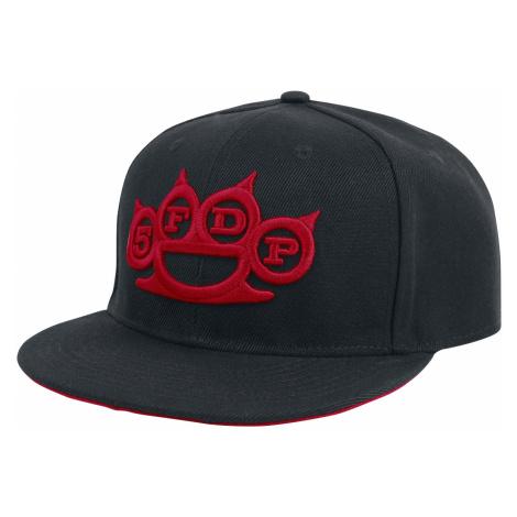 Five Finger Death Punch - Logo - Snapback Cap - black