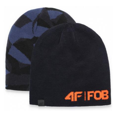 4F CAP blue - Men's cap