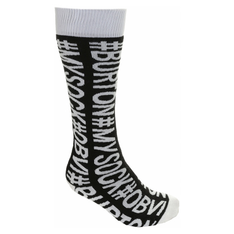 socks Burton Party - Hashtag
