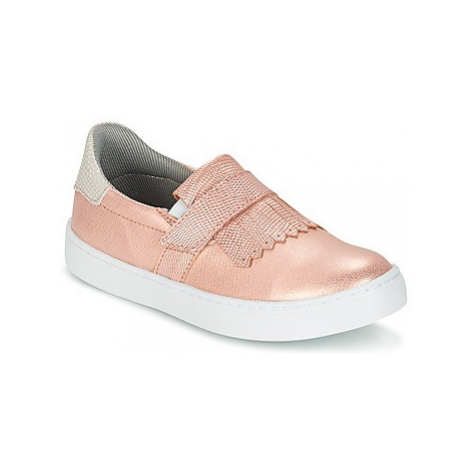 Bullboxer ADJAGUE girls's Children's Slip-ons (Shoes) in Pink
