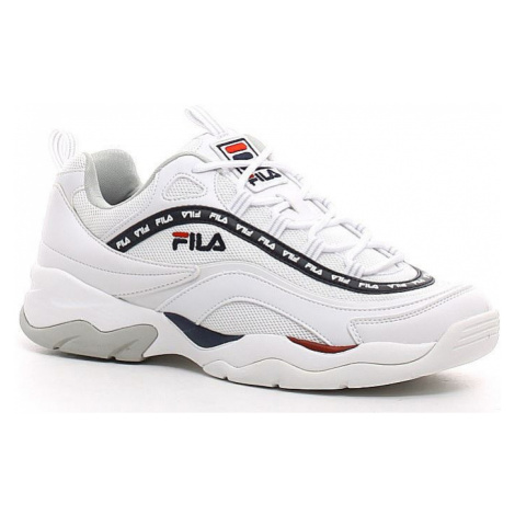 shoes Fila Ray Mesh - White/Fila Navy - men´s