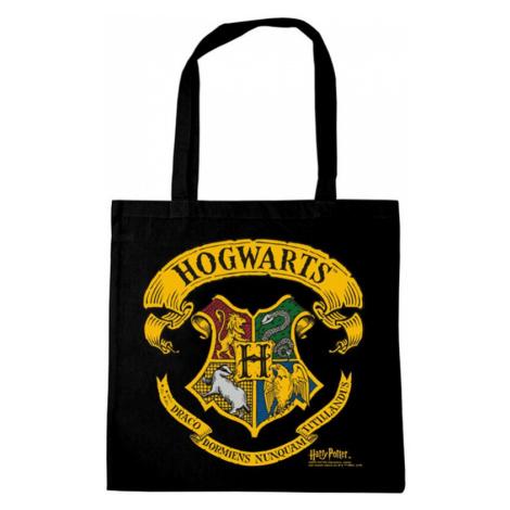 Harry Potter Hogwarts Cloth Bag black