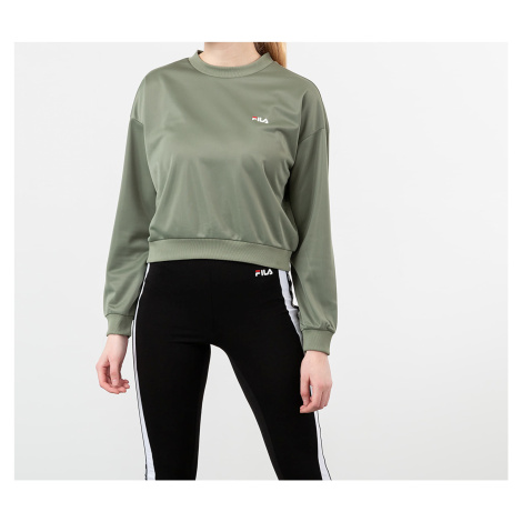 Green women's sports pullover sweatshirts and hoodies
