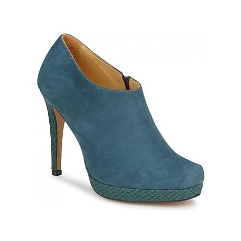 D.Co Copenhagen CELIA women's Low Boots in Blue