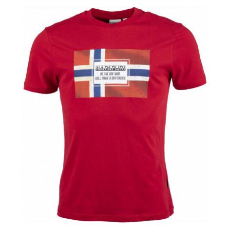 Napapijri SERA SS - Men's T-Shirt