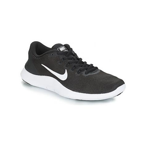 Nike FLEX RUN 2018 men's Sports Trainers (Shoes) in Black