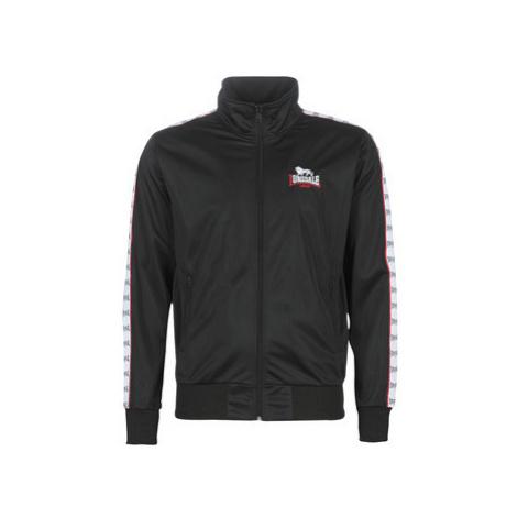 Lonsdale FYFIELD men's Tracksuit jacket in Black