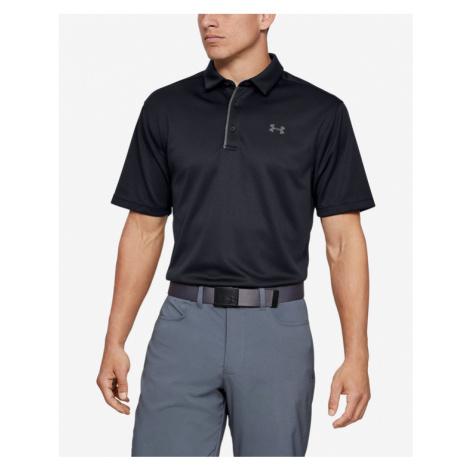 Under Armour Tech™ Polo shirt Black