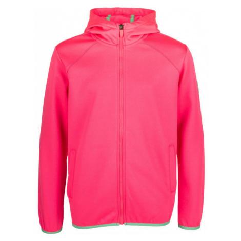 Lewro TIZIANO pink - Children's sweatshirt