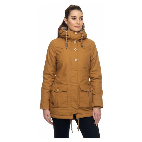 jacket Ragwear Jane - 6003/Mustard - women´s