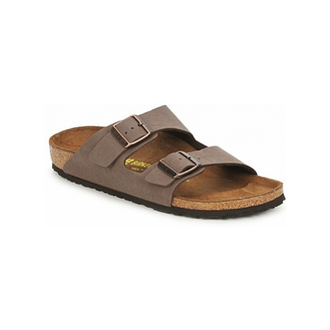Birkenstock ARIZONA women's Mules / Casual Shoes in Brown