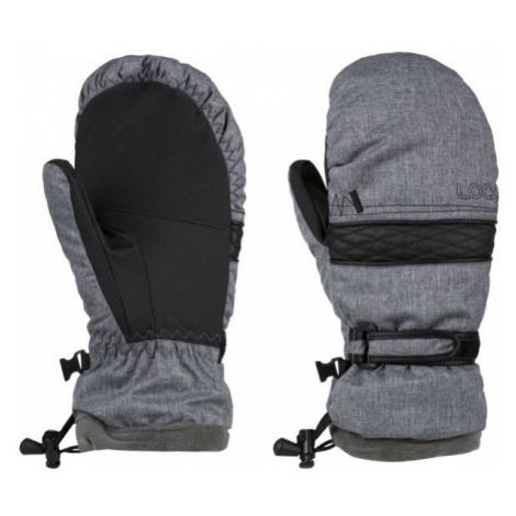 Loap RUFA grey - Women's mittens