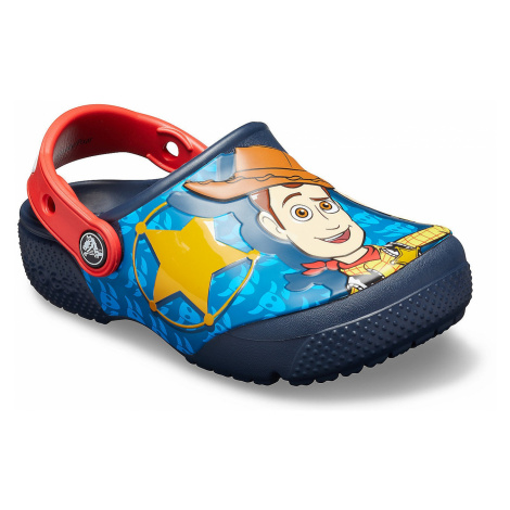 shoes Crocs Fun Lab Buzz And Woody Clog - Navy - unisex junior