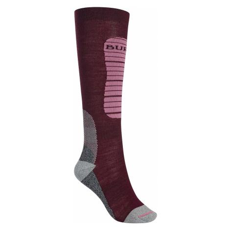 socks Burton Merino Phase - Sangria
