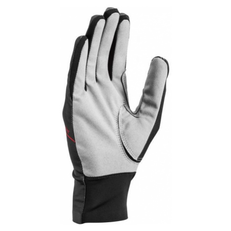 Leki NORDIC SKIN black - Running gloves