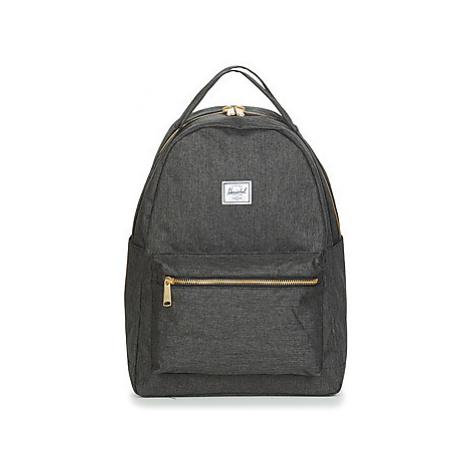 Herschel NOVA MID-VOLUME women's Backpack in Black