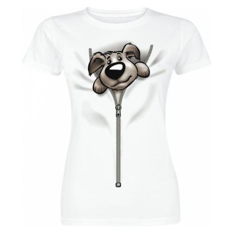 Puppy T-Shirt white