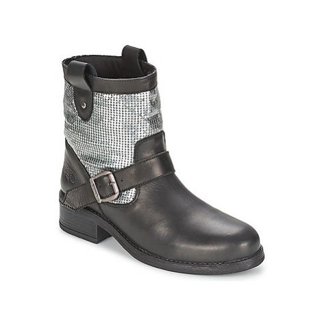 Le Temps des Cerises CONNIE women's Mid Boots in Black