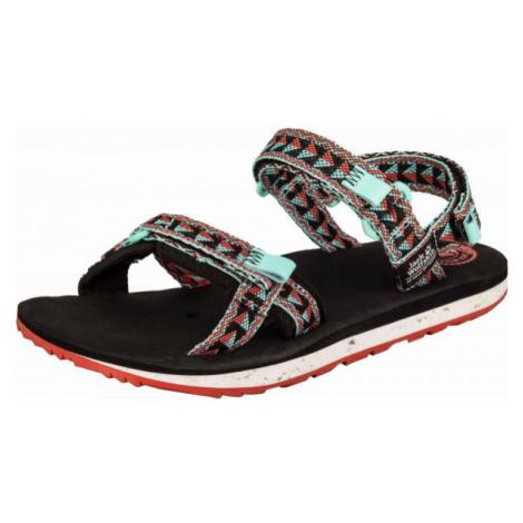 Jack Wolfskin OUTFRESH SANDAL black - Women's hiking sandals