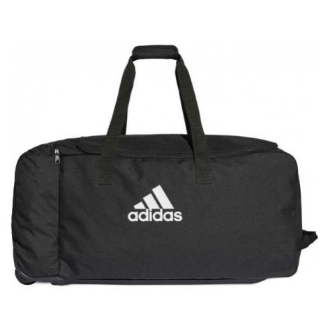 adidas TIRO DU WW black - Sports wheel bag