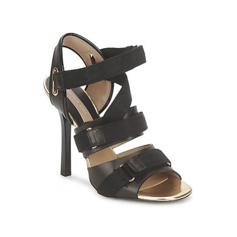 Michael Kors MK118113 women's Sandals in Black