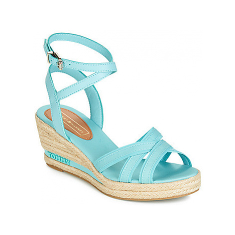 Tommy Hilfiger ELBA 60C women's Sandals in Blue